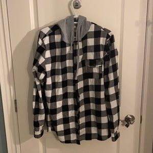 🔥NEW🔥 Plaid Button Up Long Sleeve